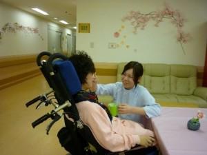 緩和ケア病棟におけるリハビリ実施