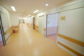 緩和ケア病棟設備