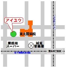 アイユウ居宅介護支援事業所 地図