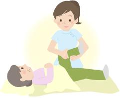 大腿骨頚部骨折のリハビリテーションではどのようなことを 行うのですか?