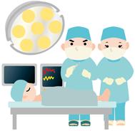 当院での人工関節手術の日程について